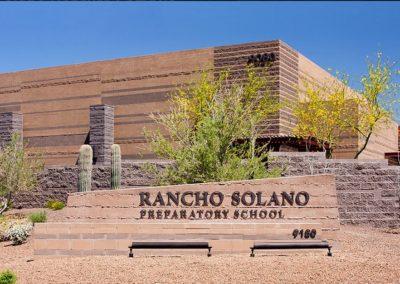 Rancho Solano Private School Scottsdale