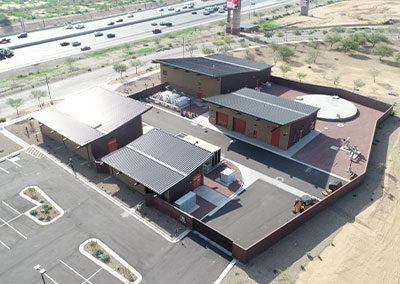 Salt River Fields Water Treatment Facility